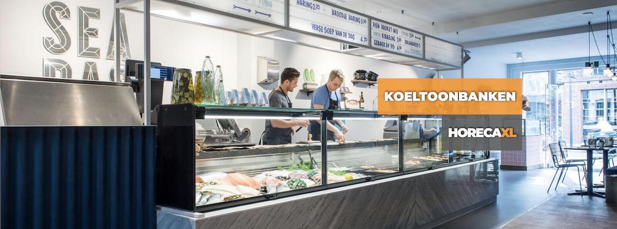 Gekoelde Toonbanken Winkels HorecaXL