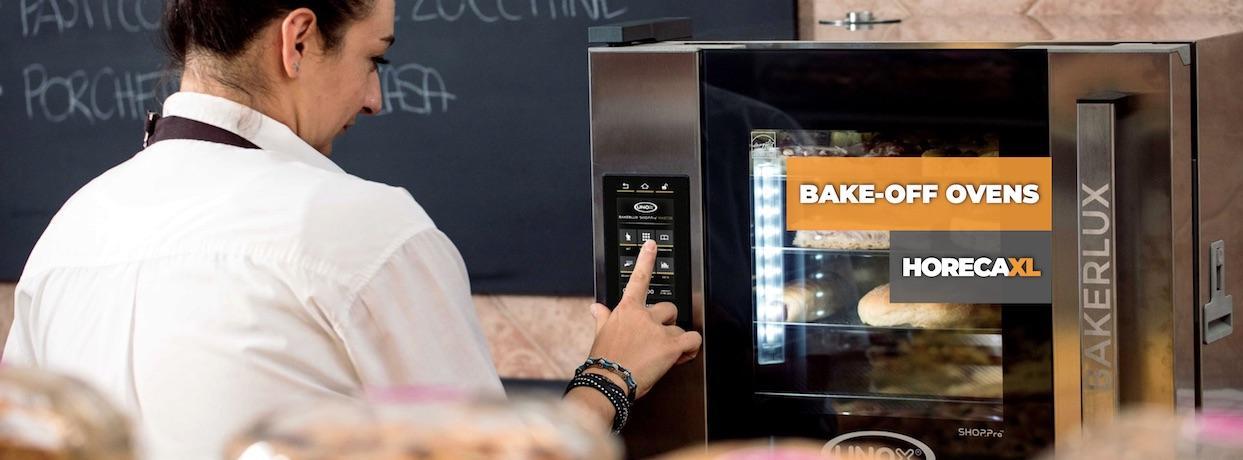 Unox Bakerlux Ovens HorecaXL