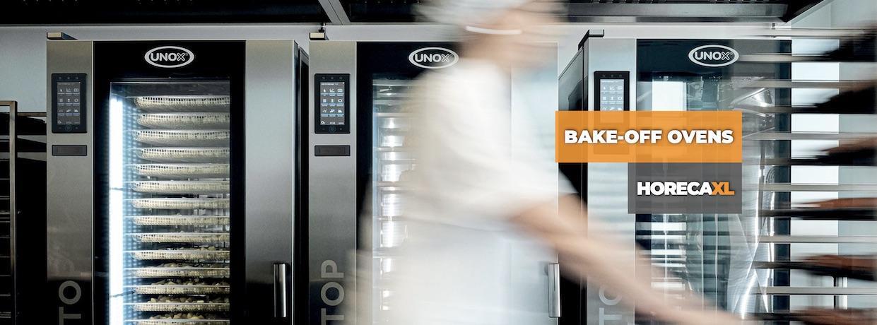 Unox BakerTop Ovens HorecaXL