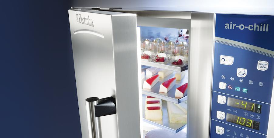 Chiller-freezers