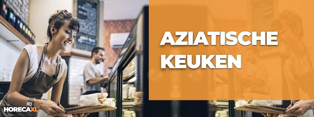 Keukenapparatuur voor de Aziatische Keuken Kopen of Leasen? HorecaXL is dé groothandel van Nederland en België voor al uw keukenapparatuur