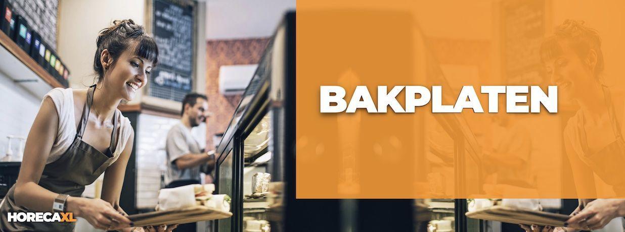 Bakplaat Kopen? HorecaXL is dé groothandel van Nederland en België voor al uw kleinmaterialen en keukengerei