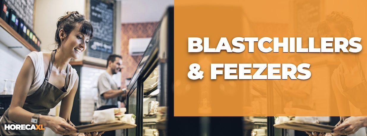 Blast Chillers Koop je Veilig en Snel op HorecaXL. Ook Leasing in Nederland én in België
