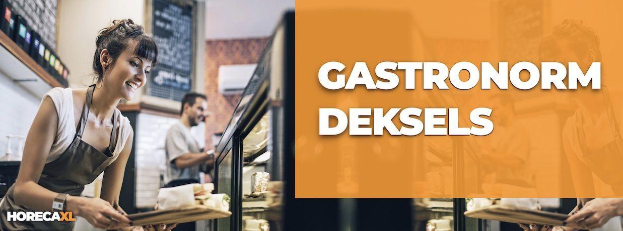 Gastronorm Deksel Kopen? HorecaXL is dé groothandel van Nederland en België voor al uw kleinmaterialen en keukengerei