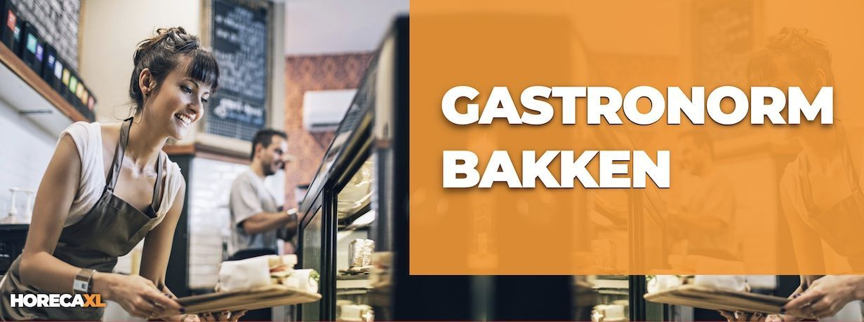 Gastronormbak Kopen? HorecaXL is dé groothandel van Nederland en België voor al uw kleinmaterialen en keukengerei