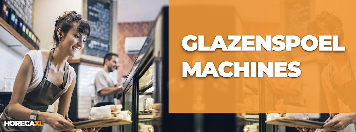 Glazenspoelmachines Koop je Veilig en Snel op HorecaXL. Ook Leasing in Nederland én in België