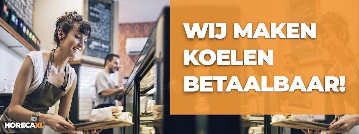 Horeca Koelingen Koop je Online bij HorecaXL. Ook Lease én Financiering. In Nederland én in België