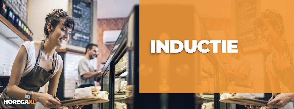 Inductie Koop je Veilig en Snel op HorecaXL. Ook Leasing in Nederland én in België