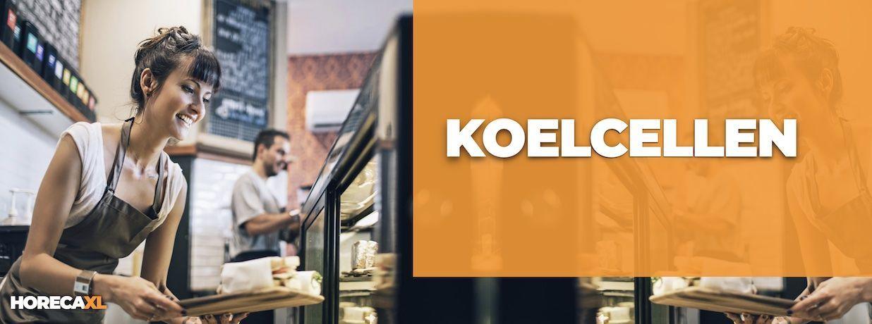 Koelcellen Koop je Veilig en Snel op HorecaXL. Ook Leasing in Nederland én in België