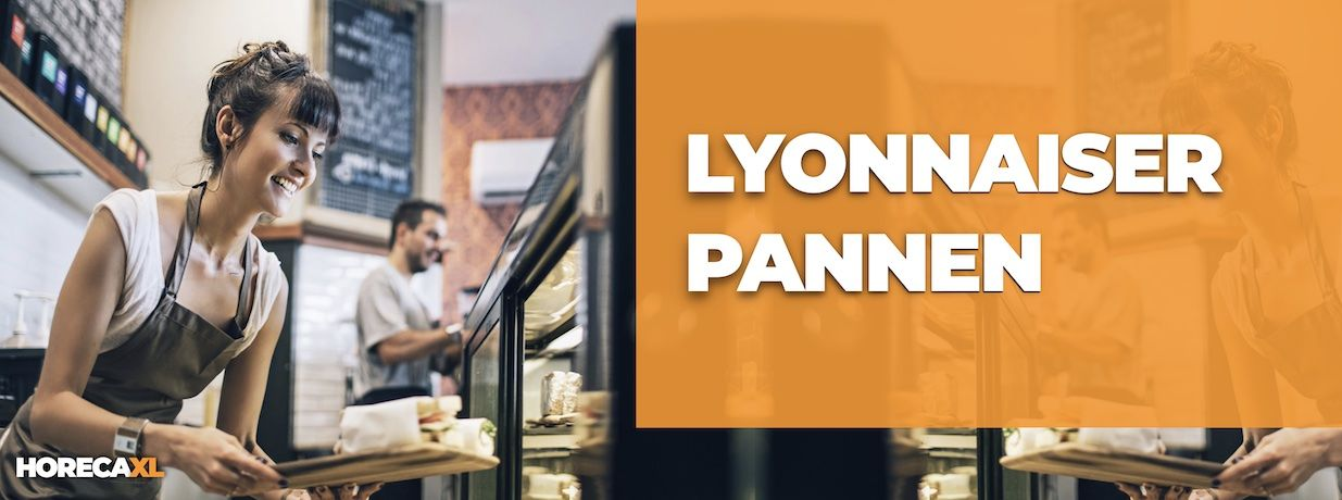 Lyonnaiserpan Kopen? HorecaXL is dé groothandel van Nederland en België voor al uw kleinmaterialen en keukengerei