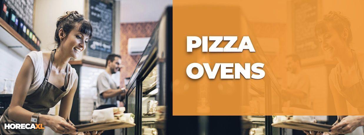 Pizzaoven Kopen of Leasen? HorecaXL is dé groothandel van Nederland en België voor al uw keukenapparatuur