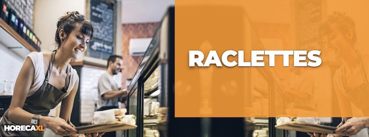 Raclettes Koop je Veilig en Snel op HorecaXL. HorecaXL maakt kwaliteit betaalbaar!