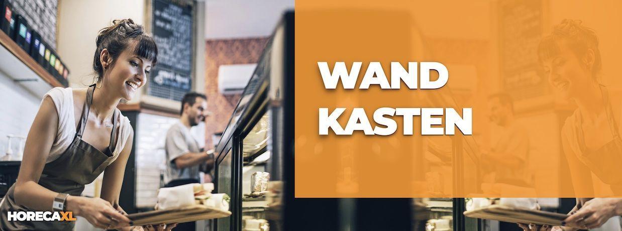 Wandkast Kopen? HorecaXL is dé groothandel van Nederland en België voor al uw RVS-artikelen