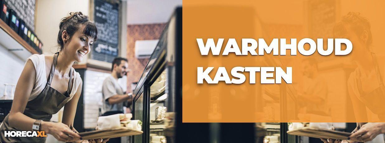 Warmhoudkast Kopen? HorecaXL is dé groothandel van Nederland en België voor al uw RVS-artikelen