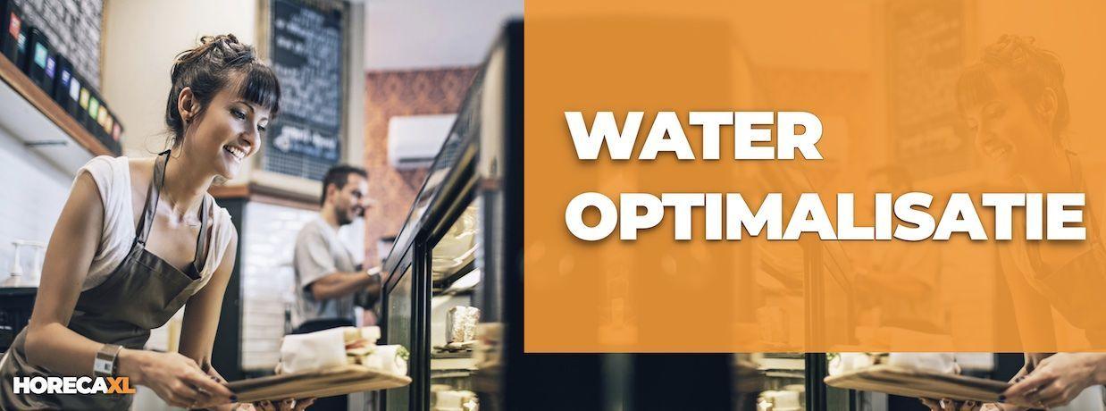 Wateroptimalisatie Kopen of Leasen? HorecaXL is dé groothandel van Nederland en België voor al uw waterontharders