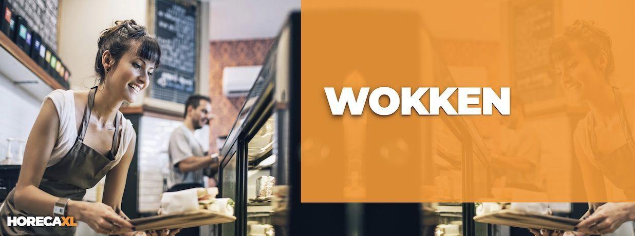 Wok Apparatuur Kopen of Leasen? HorecaXL is dé groothandel van Nederland en België voor al uw keukenapparatuur