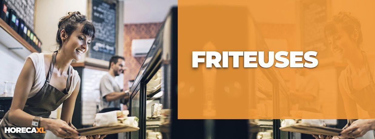 Friteuses Koop je Veilig en Snel op HorecaXL. Ook Leasing in Nederland én in België