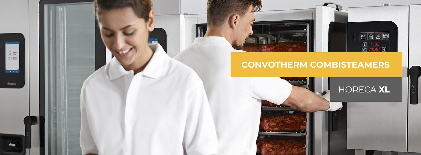 convotherm combisteamers & ovens