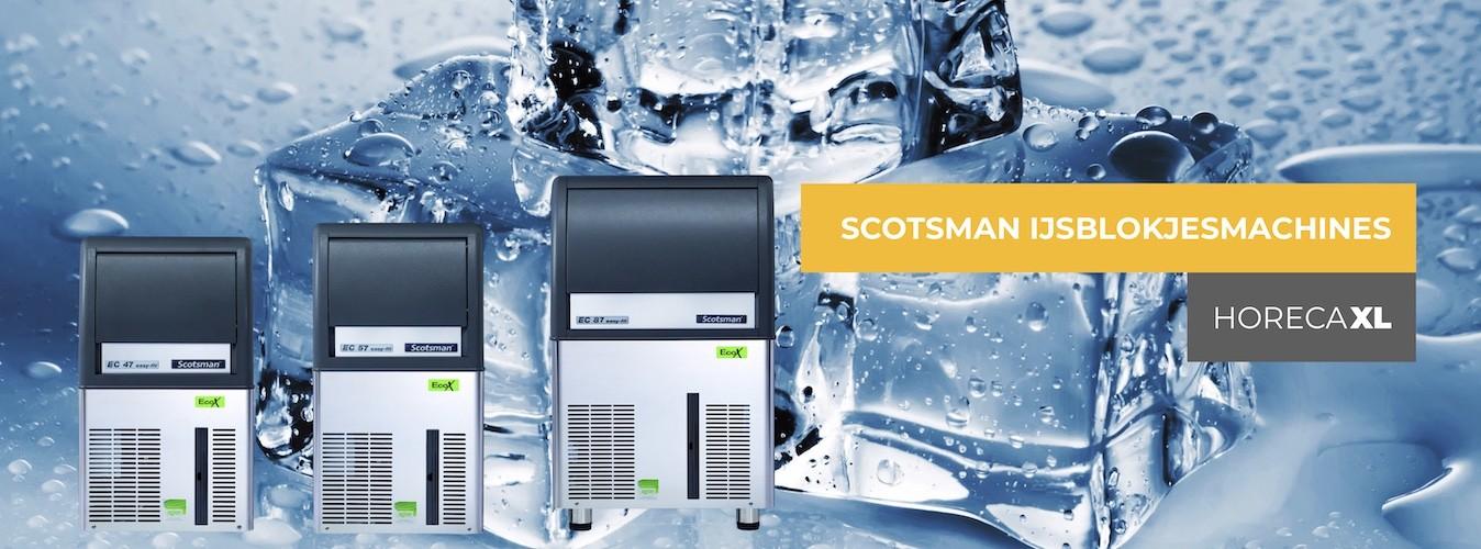 scotsman ijsblokjesmachines