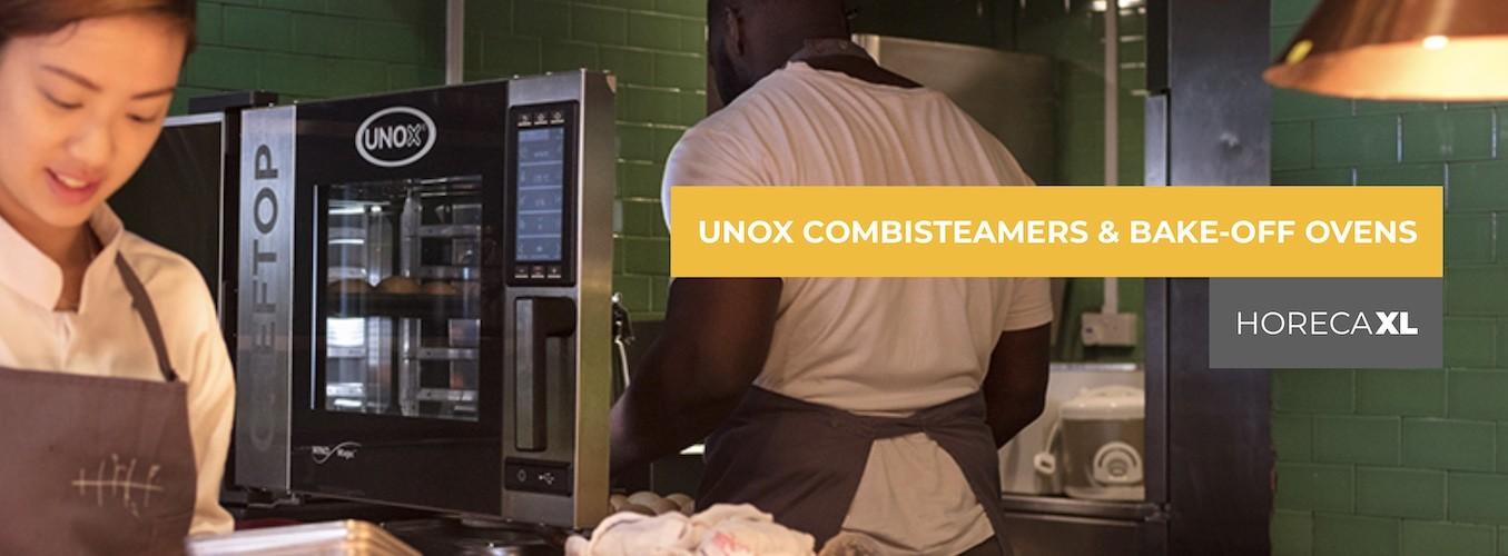 unox combisteamers & bake-off ovens